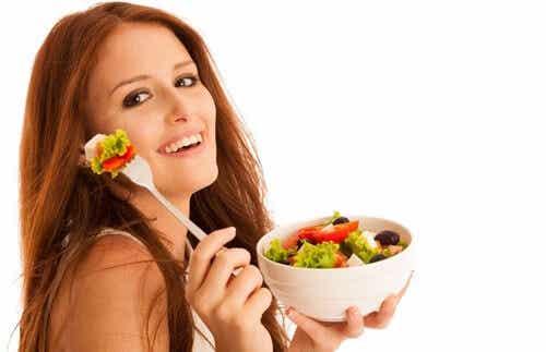 L'insalata greca e suoi benefici