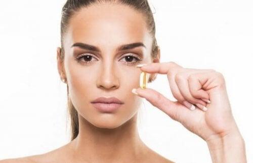 I benefici del collagene per le donne