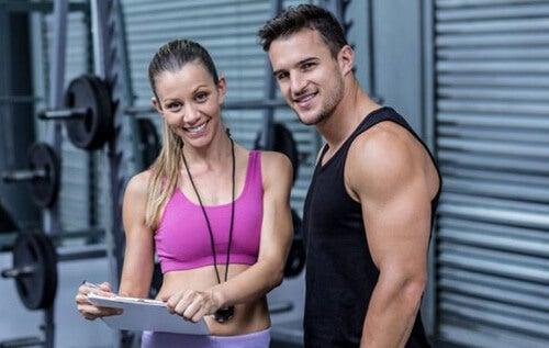 Muscoli definiti: routine per ottenerli