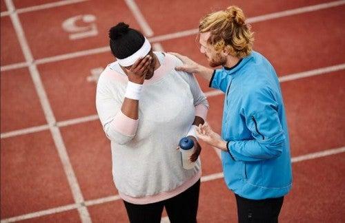 6 ostacoli mentali che impediscono di cambiare il fisico