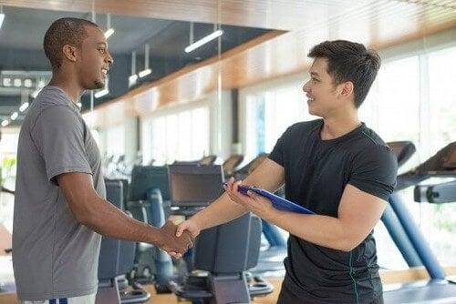 Per aumentare la massa muscolare velocemente affidatevi agli specialisti!