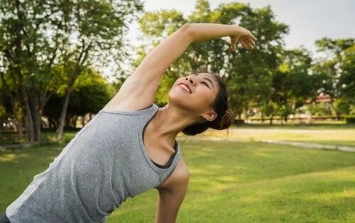 Benefici dell'allenamento poco conosciuti