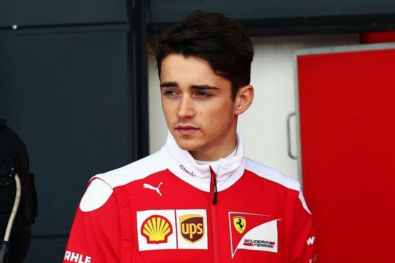Charles Leclerc Formula 1