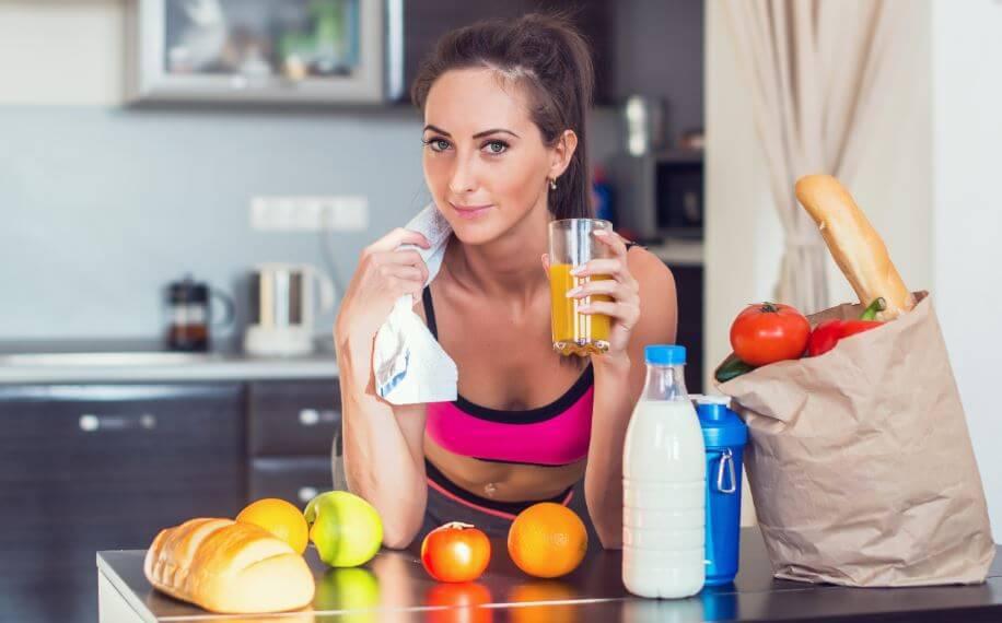 6 grandi bugie sull'alimentazione e lo sport
