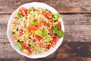 quinoa cibo per dopo l'allenamento