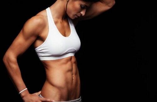 Mettere massa muscolare senza usare macchine da palestra