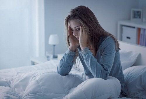 Le ragioni per cui insorge l'insonnia
