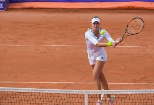 Come eseguire una volèe perfetta nel tennis