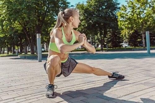 Interno coscia: esercizi per eliminare il grasso in eccesso