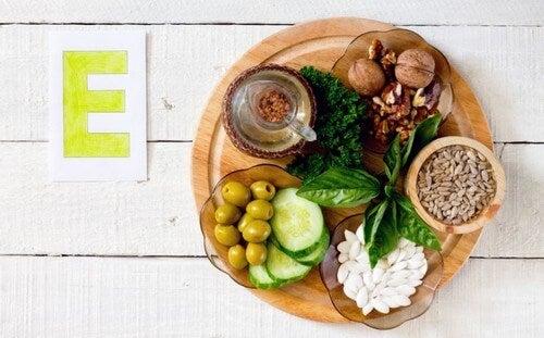 La vitamina E nella nostra alimentazione