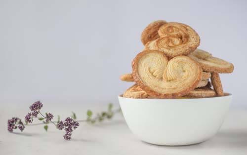Con la pasta sfoglia si fanno dolci per diabetici