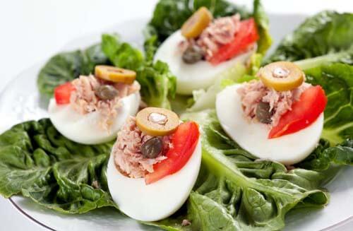 Esempio di ricette con le uova