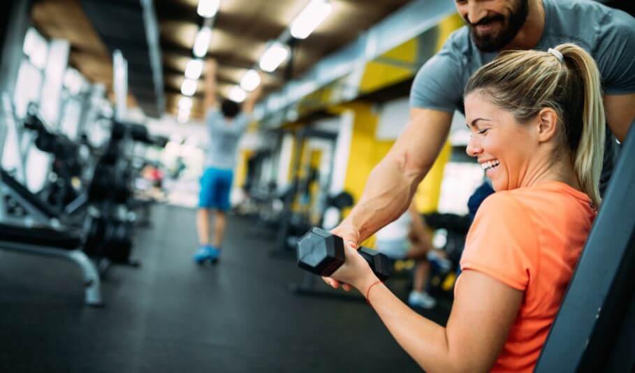 Allenare i pettorali e i muscoli superiori