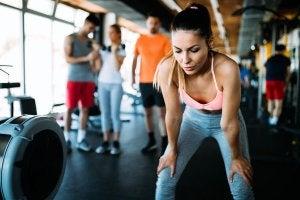l'esercizio può aggravare o migliorare la situazione
