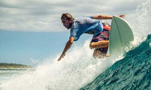 Vi piacerebbe fare surf in estate