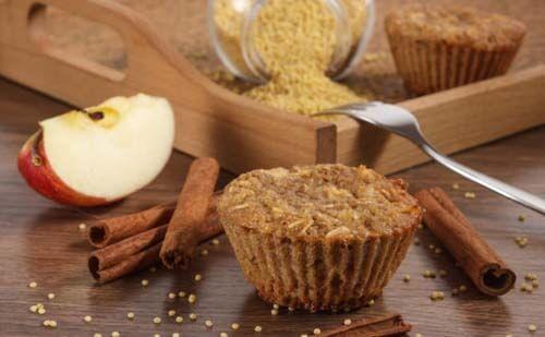 Un muffin al cioccolato