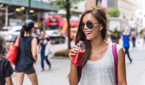 Frullati e smoothie che fanno bene alla salute