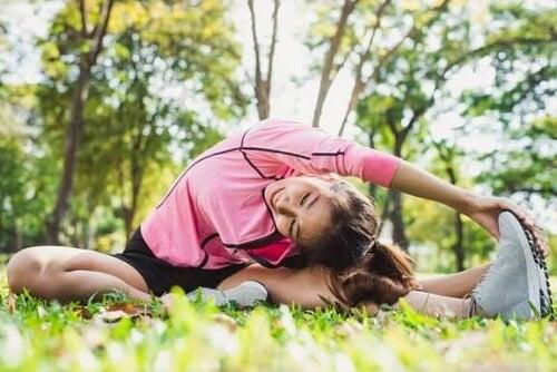 I benefici di fare stretching in maniera corretta