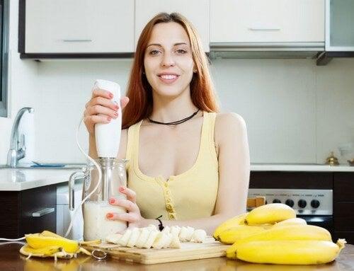 3 ricette con la banana originali e molto gustose