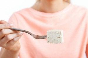 tofu come sostituto delle uova