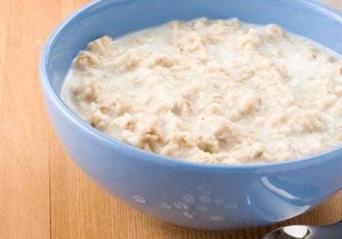Alcune ricette di porridge hanno l'avena