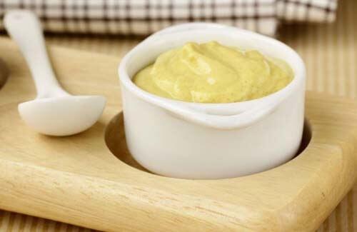 Della senape fresca