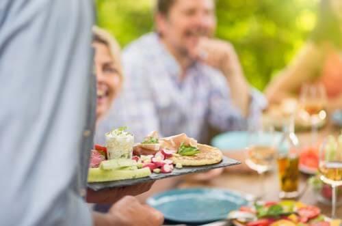 Spuntini a basso contenuto calorico per la vostra dieta