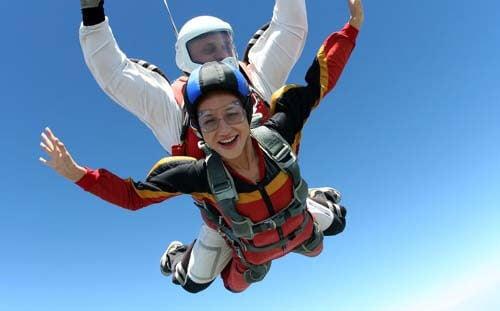 Paracadutismo, uno degli sport estremi più divertenti