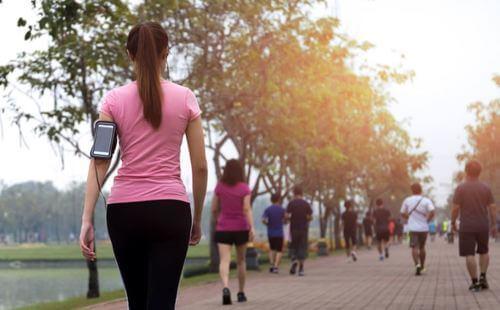 Camminare sport