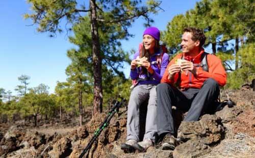 L'alimentazione degli alpinisti: cosa mangiare e perché
