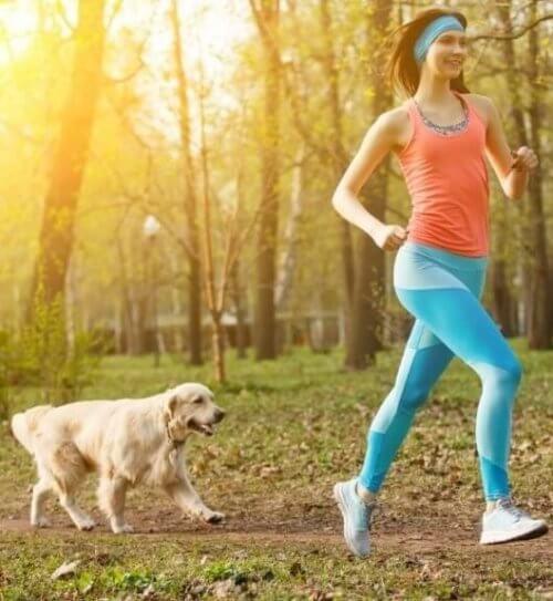 Andare a correre con il cane: tutti i benefici