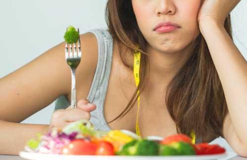Si devono evitare diete miracolose