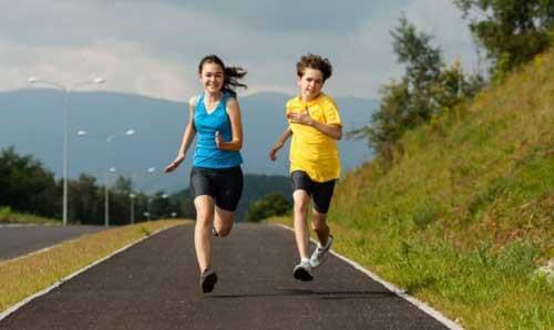 Benefici dell'allenamento cardio per i bambini