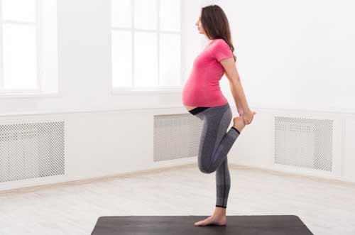 Durante la gravidanza bisogna allenarsi