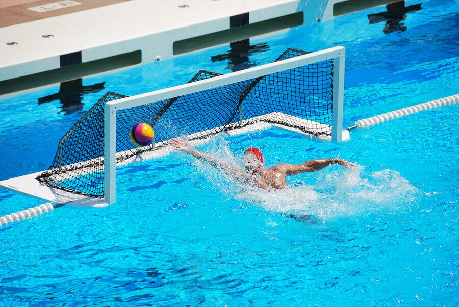 goal nella pallanuoto
