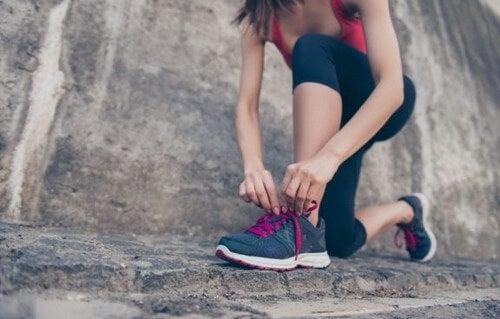 L'importanza delle scarpe nello sport