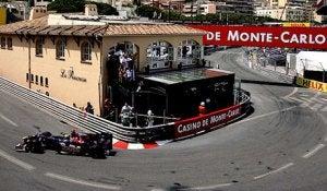 La chicane di Monte Carlo