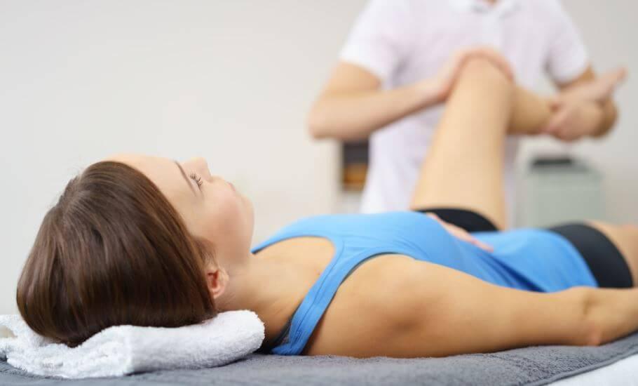 La fioterapia sportiva per curare gli infortuni