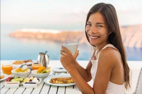 La dieta mediterranea funziona anche a colazione