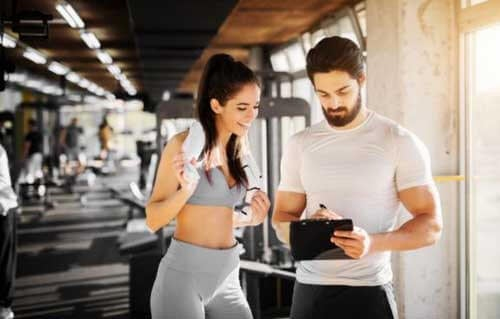 Creare un piano obiettivi giornaliero per l'allenamento