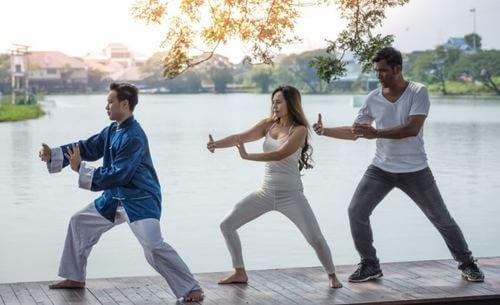 Arti marziali e yoga