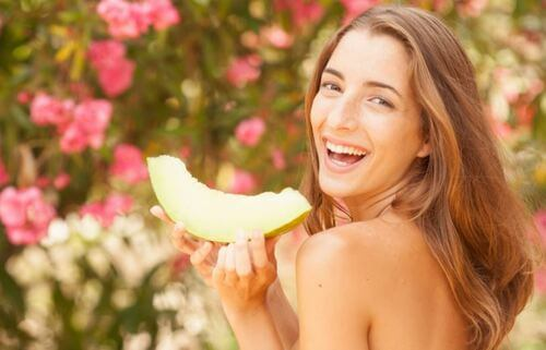 Benefici del consumo di melone
