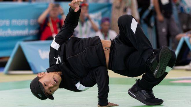 La breakdance è uno dei nuovi sport olimpici