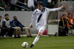 David Beckham, protagonista di uno dei più bei documentari sullo sport