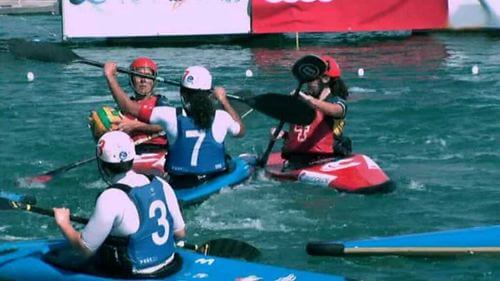 Partita di kayak polo