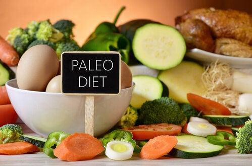 Caratteristiche della dieta paleolitica