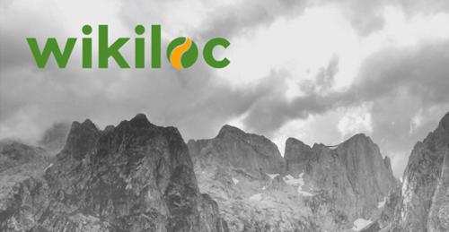 Wikiloc app