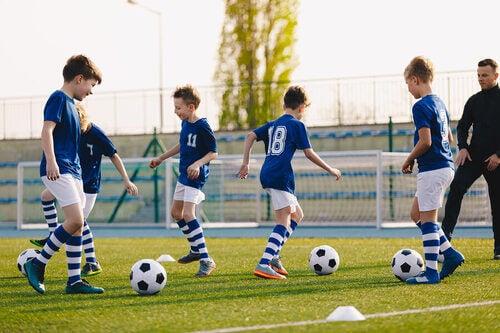 Come allenare una squadra di calcio giovanile