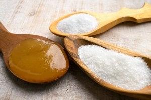 Zucchero ed edulcoranti, cosa è meglio?