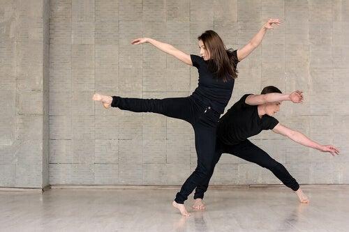 La danza contemporanea per fondere il corpo e l'anima